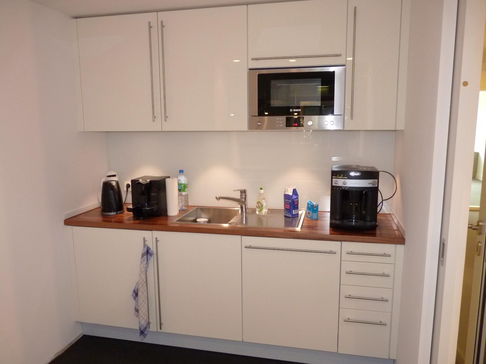 pantry & teeküche - Büro Küche