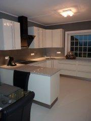 Küche im Privathaus
