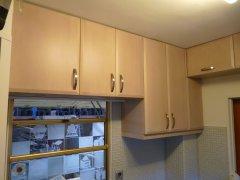 Küche im Mack-Wohnwagen