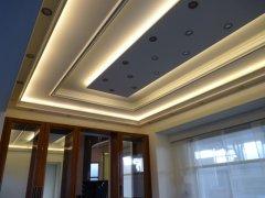 LED-Beleuchtung im Mack-Wohnwagen