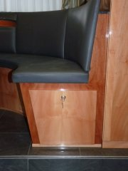 Sitzbank Pfaff Wohnwagen