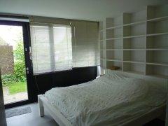 Schlafzimmer im Privathaus